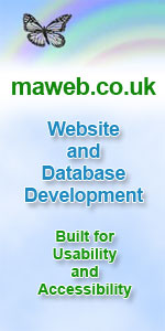 maweb - website and database design and programming
